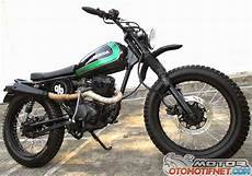 Gl Pro Modif Trail by Modifikasi Honda Gl Pro Neo Tech Trail Barsaxx Speed