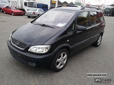 2002 opel zafira 1 8 dvd navi plus 7 seats car photo and
