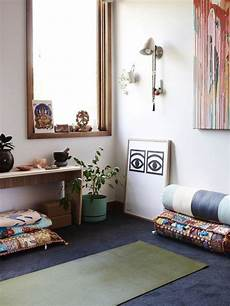 5 meditation spaces we d love to have at home home yoga