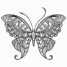 butterfly mandala coloring pages at getcolorings
