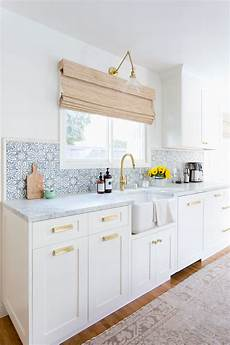 Moroccan Tiles Kitchen Backsplash One Peek At This Modern Kitchen And You Ll Be Tile