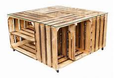 ᐅᐅ obstkisten tisch mit glasplatte rollen couchtisch