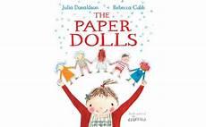 paper dolls donaldson worksheets 15674 the paper dolls by donaldson 9781447220145