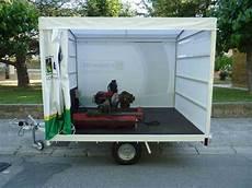 mobile garage canig 243 remolcs canig 243 remolcs mobile garage with sliding