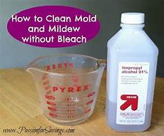 how to get rid of mold and mildew without