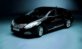 2012 Hyundai Azera Grandeur First Look