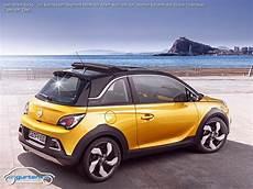 Opel Adam Rocks Fotos Bilder