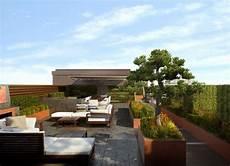 pflanzen für die dachterrasse moderne dachterrasse mit 252 ppiger aber strukturierter bepflanzung garten terrasse