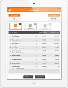 queuepad waiting list app wait list app customer queue management software for restaurants