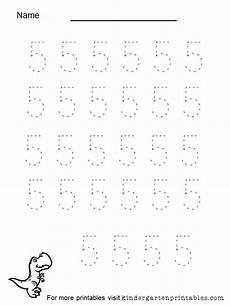 multiplication worksheets number 5 4517 tracing number 5 worksheet tracing worksheets writing numbers kindergarten kindergarten