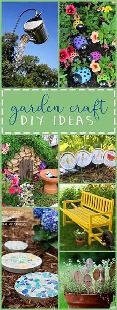 diy garden crafts 24 beautiful garden crafts for every age
