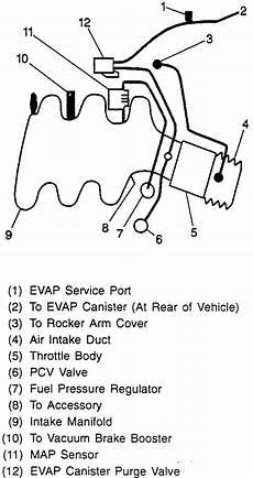 gm 3 8 liter engine vacuum diagram repair guides
