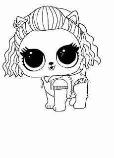 Ausmalbilder Lol Tiere Lol Winter Disco Coloring Pages Pupstagram In