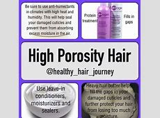 fix high porosity hair