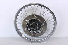 1988 yamaha xv 250 xv250 route 66 front wheel with