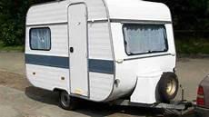kleiner oldtimer wohnwagen adria 305 sl wohnwagen