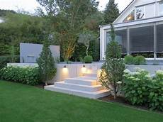 Moderner Hanggarten In Coburg Gartendesign Lauenstein