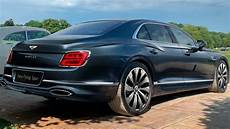 bentley flying spur w12 2020 excellent luxury limousine youtube
