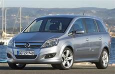Opel Zafira Minivan Mpv 2008 2011 Reviews Technical