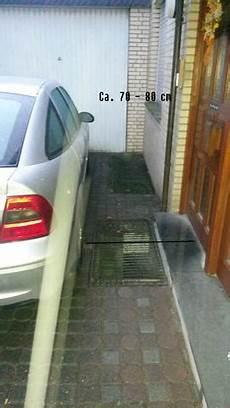 abstand garage zur darf mieter die zufahrt zum haus und den zuweg zur t 252 r