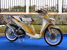 Modifikasi S by Kumpulan Foto Modifikasi Motor Suzuki Spin Terbaru Otomotiva