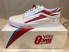 vans limited edition vans set to release limited edition david bowie themed