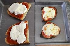 mozzarella in carrozza misya 187 crostoni pomodoro e mozzarella ricetta crostoni