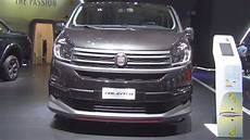 fiat talento shuttle 1 6 120 hp turbo 2019 exterior and