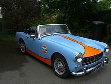 Pin By Greg Floyd On Sports Cars  Mg Midget Car