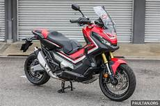 Ride 2017 Honda X Adv Adventure Scooter