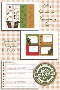printable reading for kids fall for a good book