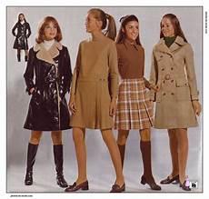 Mode Femme Annee 1970