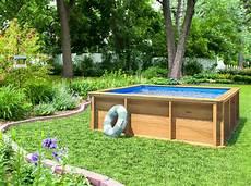 piscine hors sol en bois d 233 coration