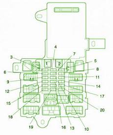 2000 Toyotum Celica Gt Radio Wiring Diagram by Lexus Is300 Driver Side Fuse Box Diagram Circuit Wiring