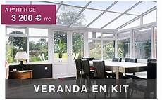 veranda sur mesure en kit vranda en kit pergola aluminium et carport sur mesure