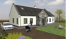 irish bungalow house plans dorm095