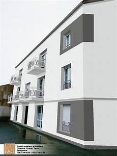 simulation couleur facade d 233 cor et design d enduit de fa 231 ade en vend 233 e loire atlantique
