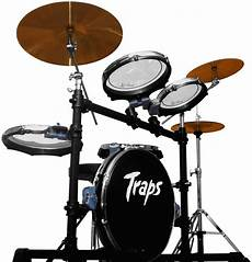 Traps A400 Portable Acoustic Drum Kit Zzounds