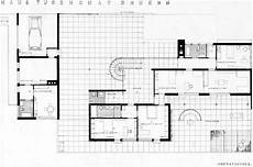 tugendhat house plan mies part 2