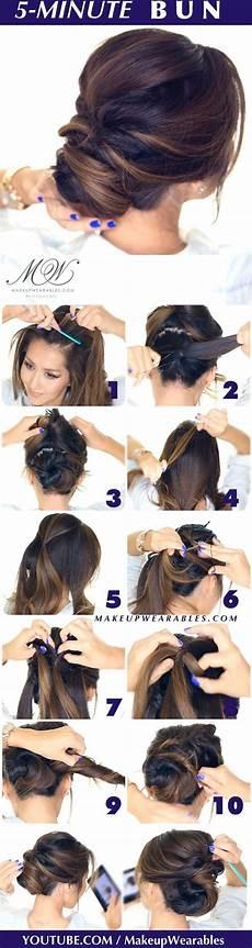 16 easy updo hair tutorials for the season pretty designs