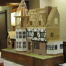 tudor dolls house plans 1000 images about custom dollhouses on pinterest