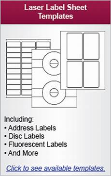 label templates custom labeling guides wsel wsel