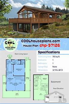 hillside house plans for sloping lots house plan chp 57126 sloping lot house plan cheap