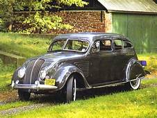 1934 DeSoto AirFlow 2 Door Sedan Grey Fvl  Cars Wallpaper