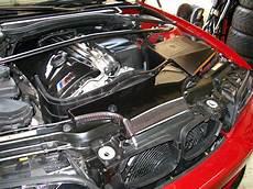 bmw e46 m3 engine bay carbon fiber goodness