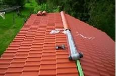 dach reparaturen und blecharbeiten am dach vom