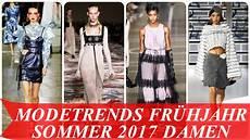 Modetrends Fr 252 Hjahr Sommer 2017 Damen