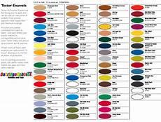 impressive testor paints 10 testors spray paint color chart newsonair org