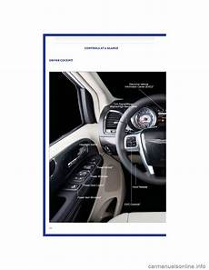 on board diagnostic system 2011 chrysler town country engine control chrysler town and country 2011 5 g user guide