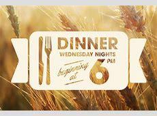 pleasanthillumc.com » Wednesday Night Meal